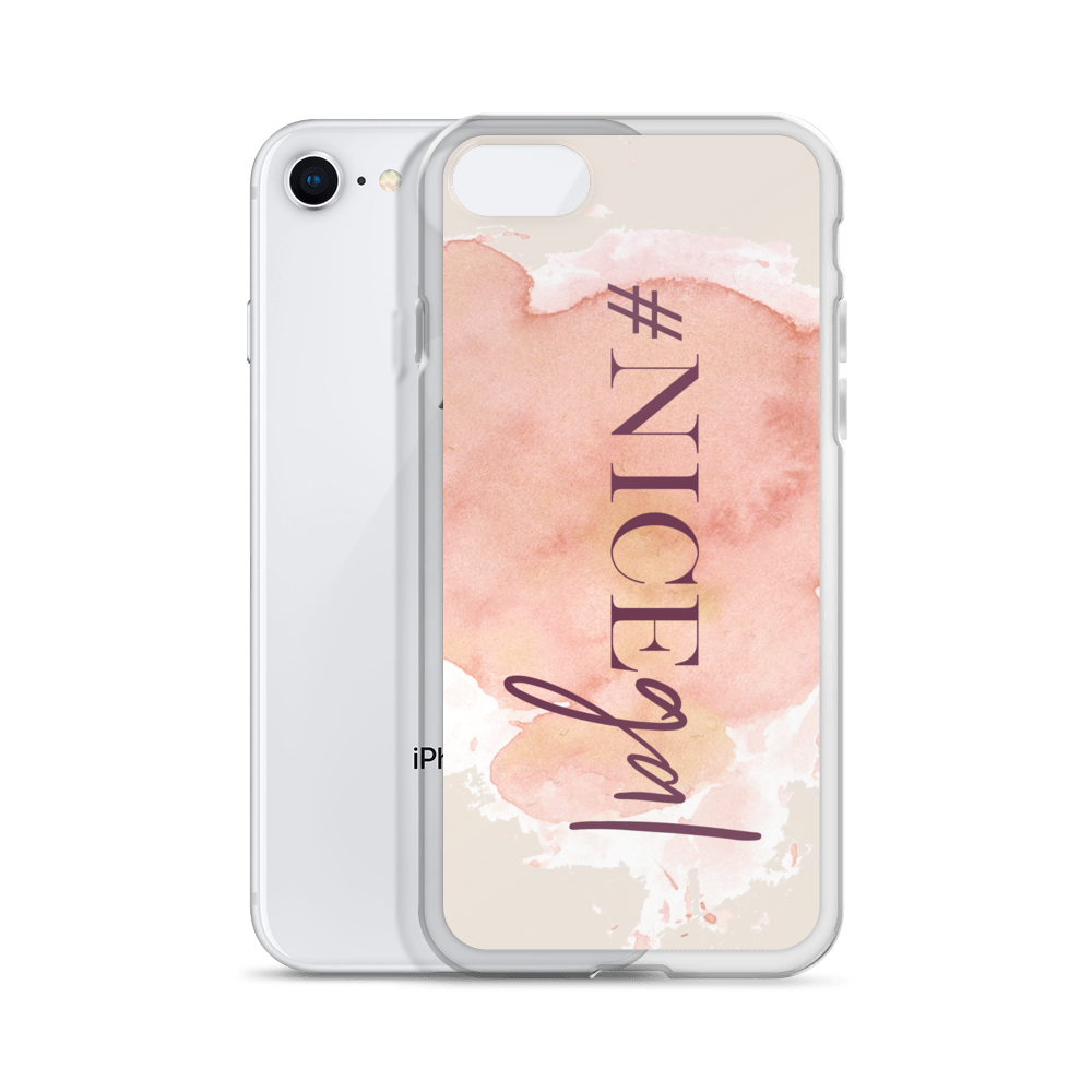#NICEgal iPhone Series Case