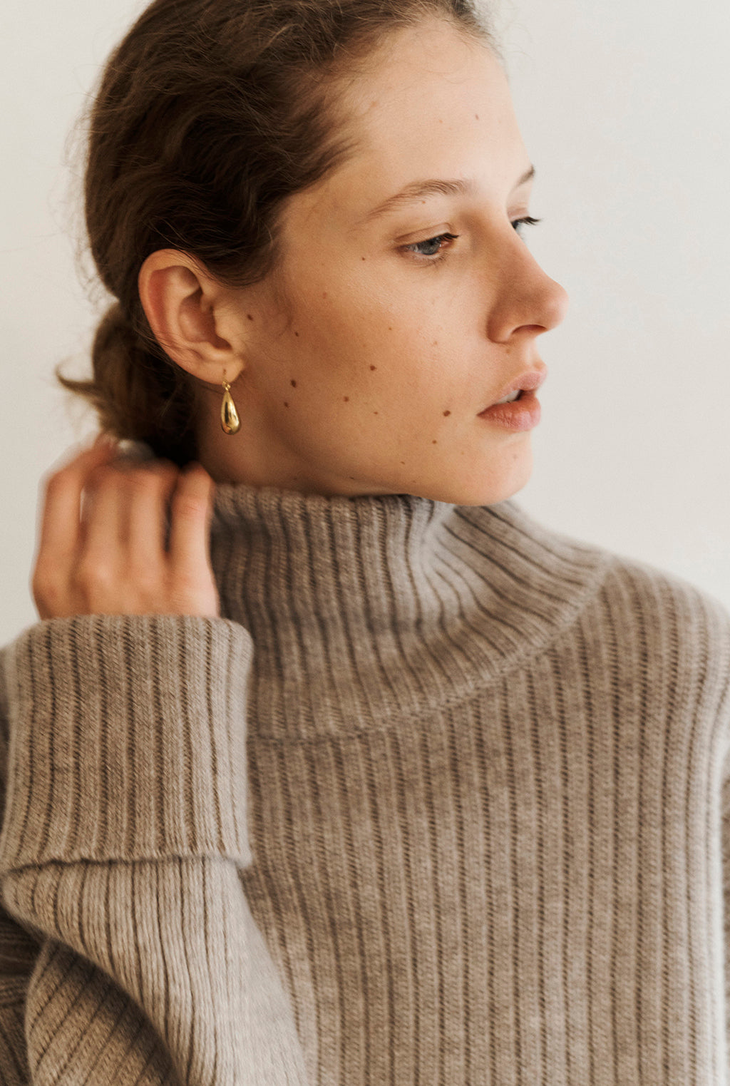 GALWAY cashmere sweater