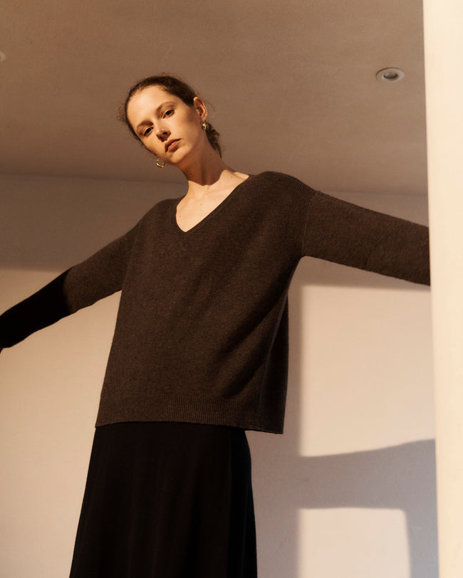 TIBET cashmere sweater