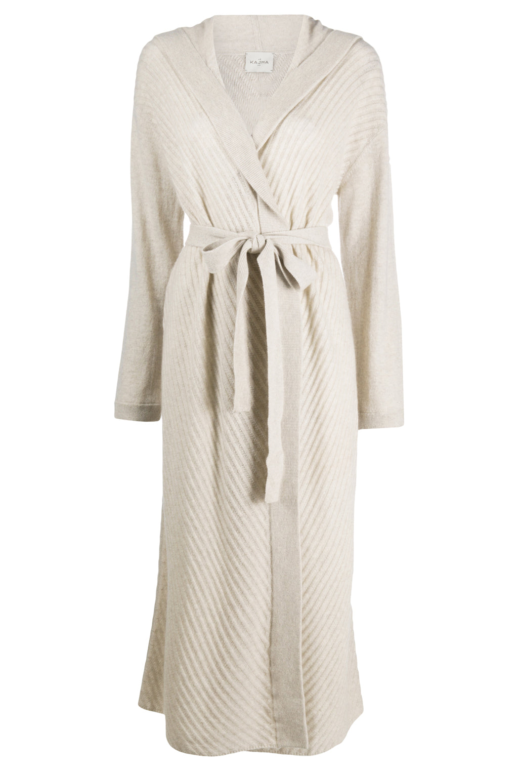 DALLAS cashmere long cardigan