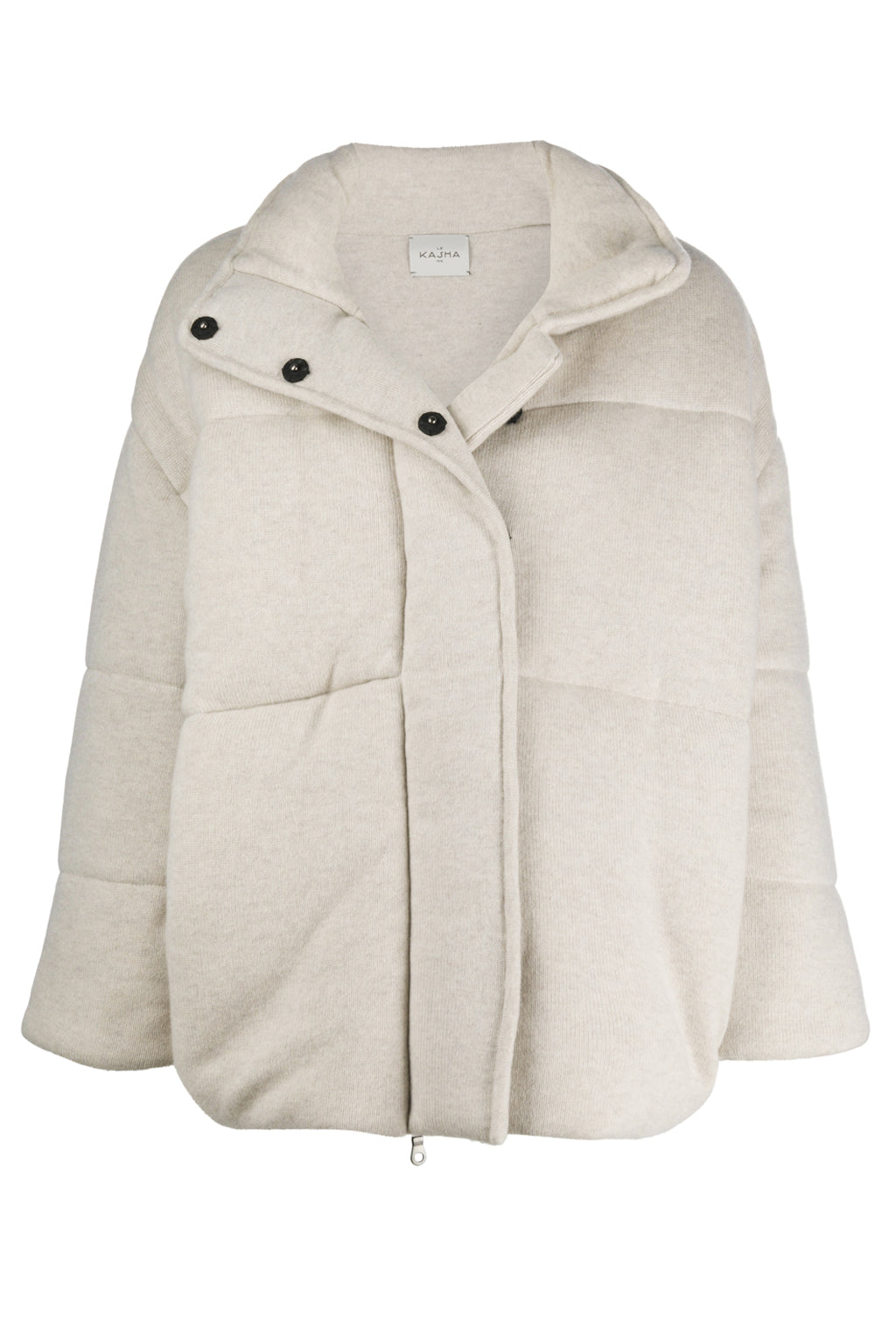 DILLON cashmere puffy jacket