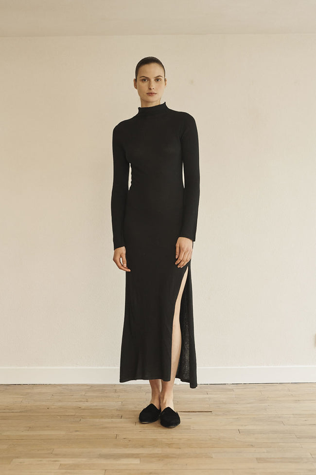 ATHENES cashmere dress