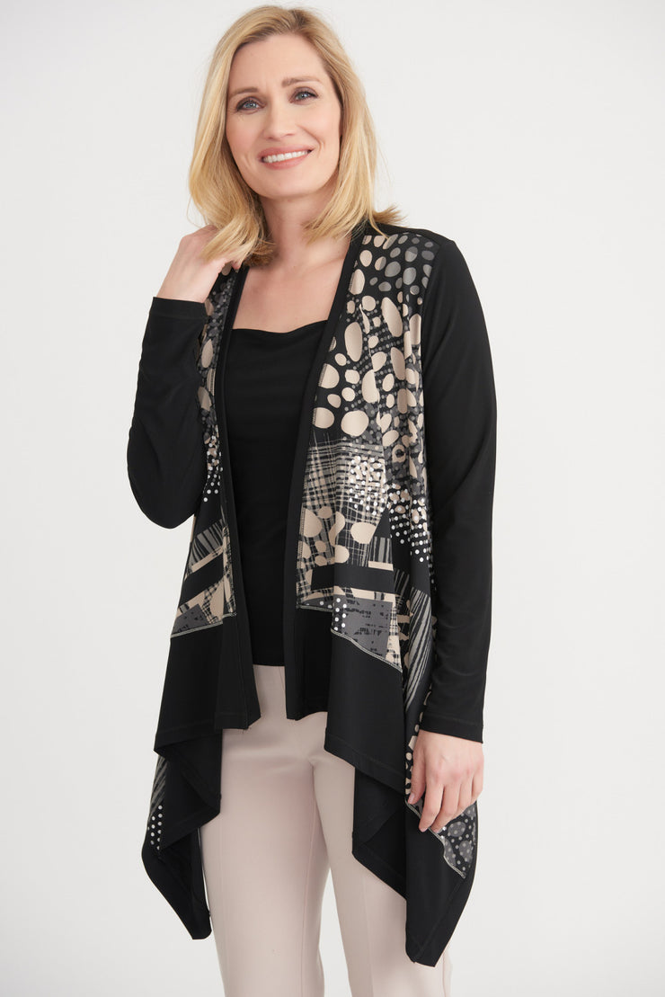 Pebble Print Coverup