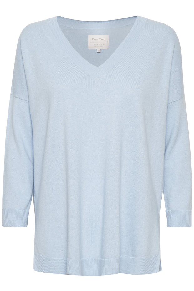 Viviana V Neck Sweater