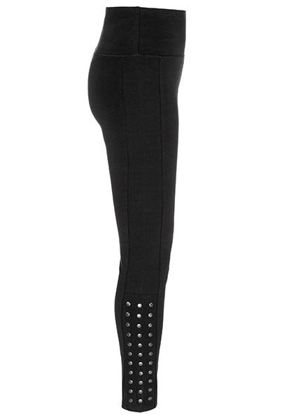 Pull On Legging with Studs