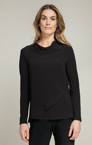 Zest Rapt T Long Sleeve Black
