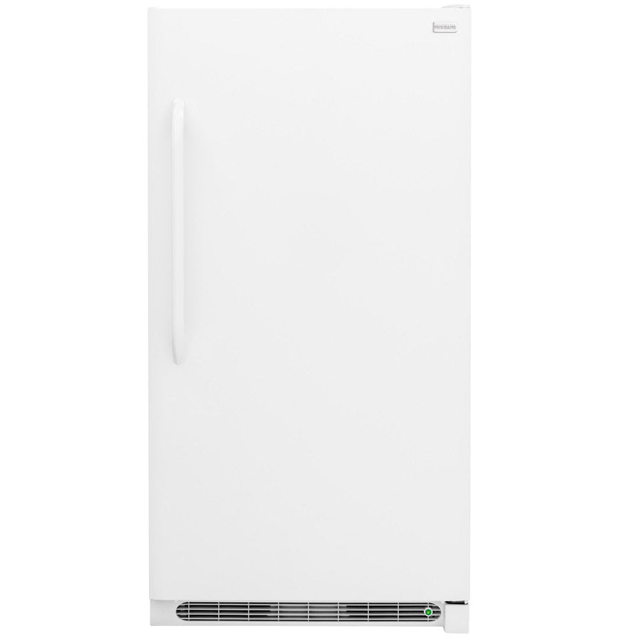 Frigidaire 20.9-cu ft Manual Defrost Upright Freezer (White) (1)