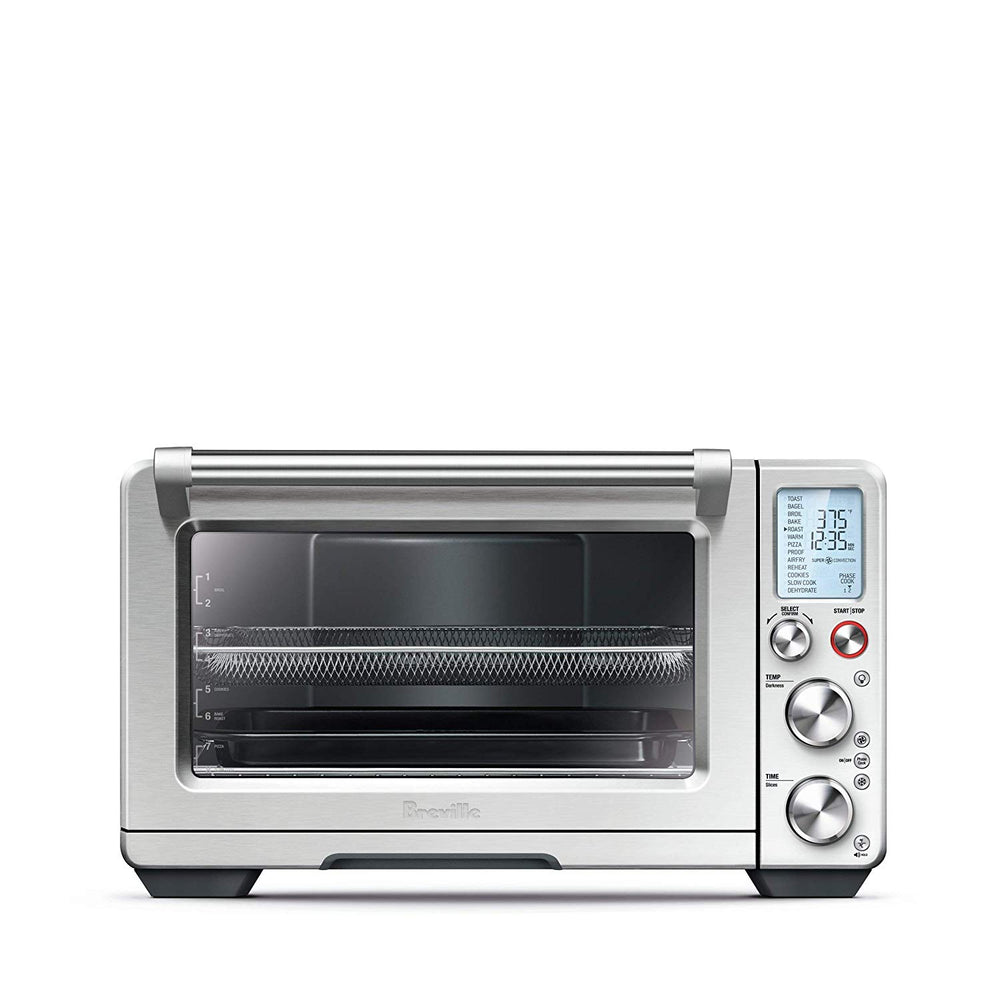Breville BOV900BSS Convection and Air Fry Smart Oven Air, Brushed Stainless Steel