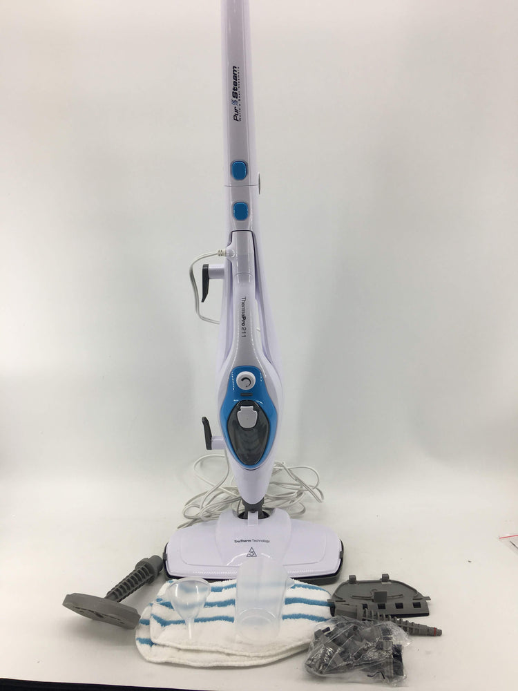 Steam Mop Cleaner Thermapro 10 In 1 With Convenient Detachable