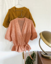 Load image into Gallery viewer, Wrap me up cardigan (ENGLISH)