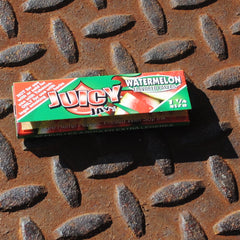 Juicy Jay's Watermelon Flavored Rolling Papers 1 1/4