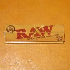 Original RAW Rolling Papers - 1 1/4 inch