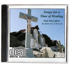 Songs for a Time of Healing - CD