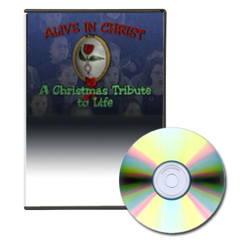Alive in Christ! A Christmas Concert Tribute to Life - DVD