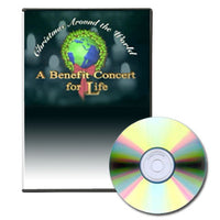 Christmas Around the World - A Concert Dedicated to Project Life - DVD
