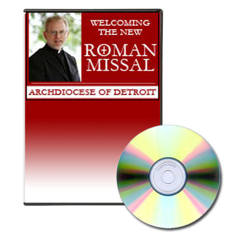 Roman Missal Workshop For the Laity - DVD