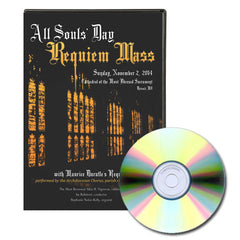 All Souls Day Requiem Mass DVD