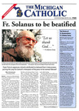 Fr. Solanus Casey Commemorative Michigan Catholic Subscription