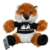 CYO Camp Fox Stuffed Animal