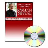 Roman Missal Workshop For Priests - DVD