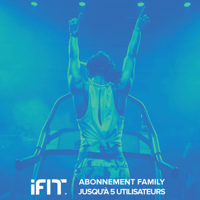 iFit Family 1 Year Membership