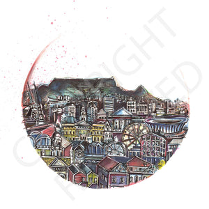 Open image in slideshow, City Artprint