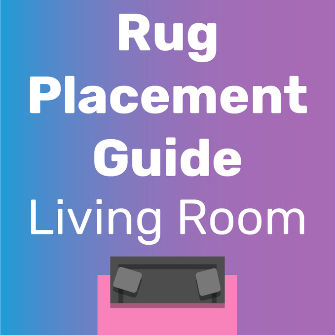 Rug Placement Guide: Living Room
