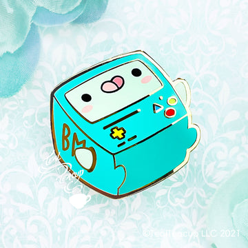 PIN- BMO Happy