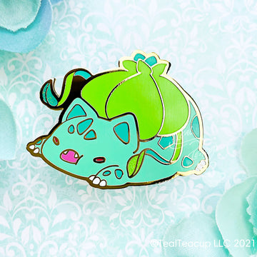 PIN- Bulbasaur PokeMOOD