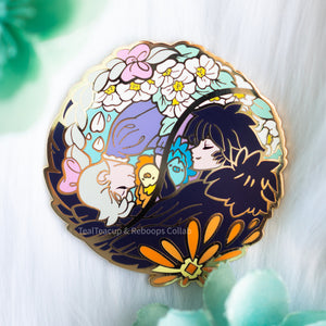 Howl and Sophie Pin (Reboops Collab) PREORDER LISTING