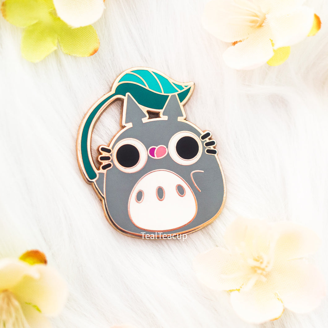 PIN- DerpyTotoro Cutie *OUT OF STOCK*