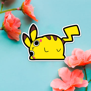 STICKER- Pikaderp