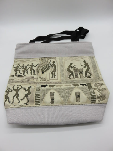 African theme<br><span style='font-size:75%'>Tote Bag<br>16 x 18'', 0.70 lbs</span>