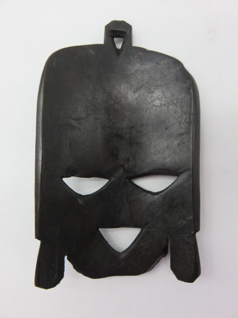 African Mask (small)<br><span style='font-size:75%'>from Hand Carved Wood<br>5.31 x 2.95'', 0.09 lbs</span>