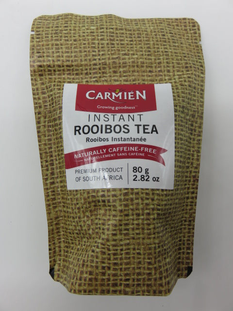 <span style='font-size:1em'>Instant Rooibos</span><br><span style='font-size:0.7em'>80g<span>