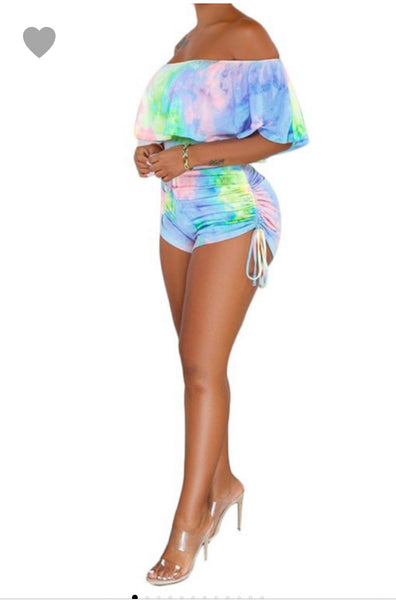 Mommy   Cotton Candy Romper
