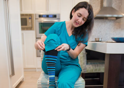 Compression Socks for Nurses: Helping you stay comfortable for longer