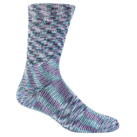 DIABETIC SOCKS - COSMIC PURPLE