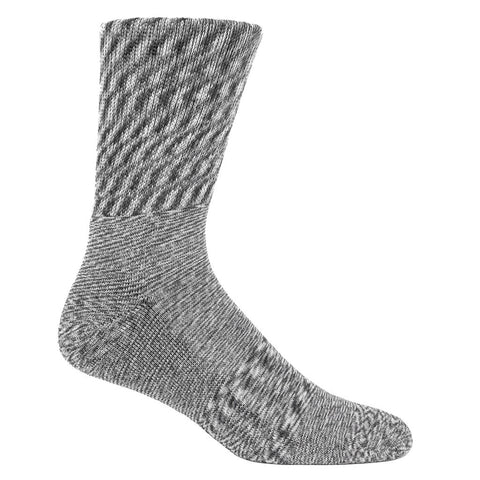Diabetic Socks - Marble Grey