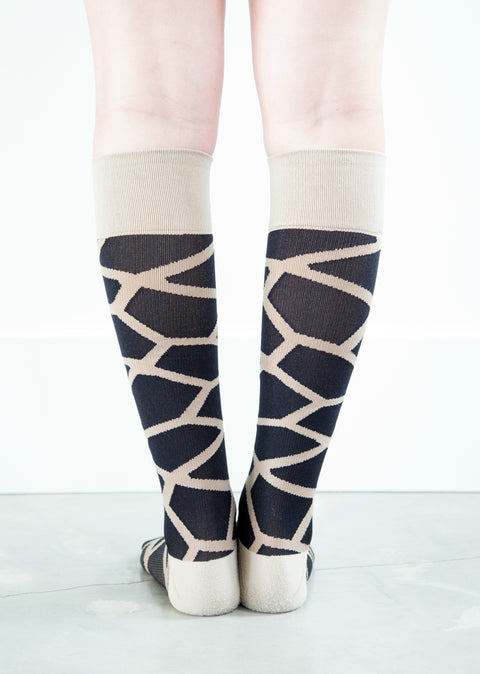 Giraffe Black/Brown - Women's Everyday