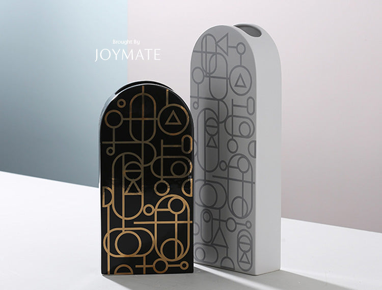 Ceramic Decorative Vase - Liszt | JOYMATE