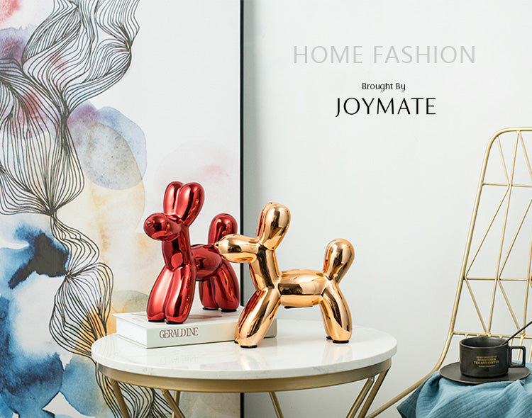 Ceramic Balloon Dog Piggy Bank | JOYMATE