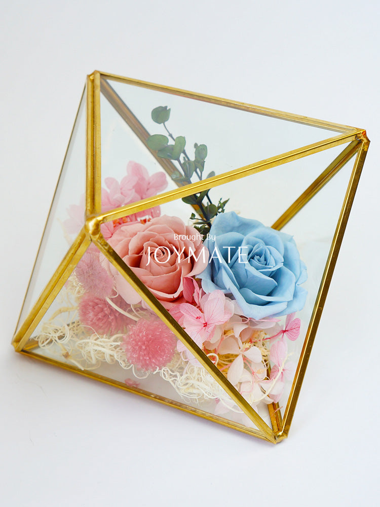 Preserved Flower Gift Box - Dimensions | JOYMATE