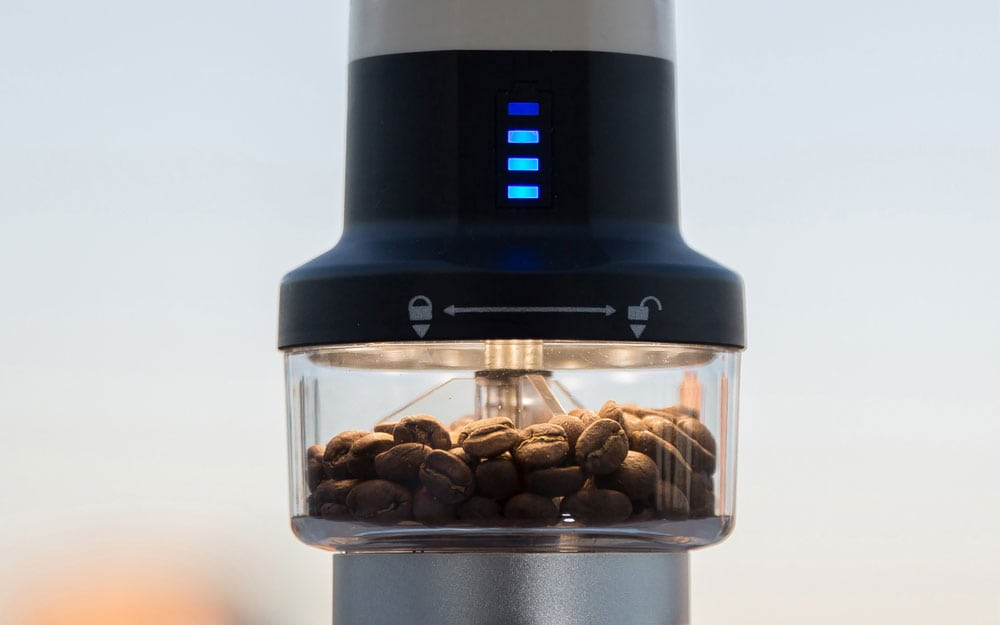 Lume Rechargeable Coffee Grinder