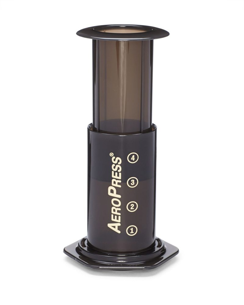 Clean picture of the Aerobie Aeropress coffee maker