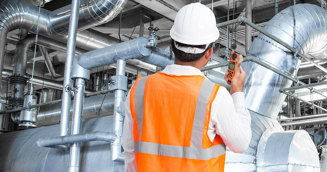 Occupational Heat Stress Risk for Power Plant Workers