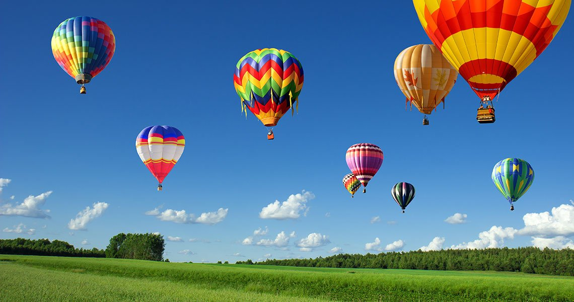 Why Does Air Density Matter with Hot Air Balloons?