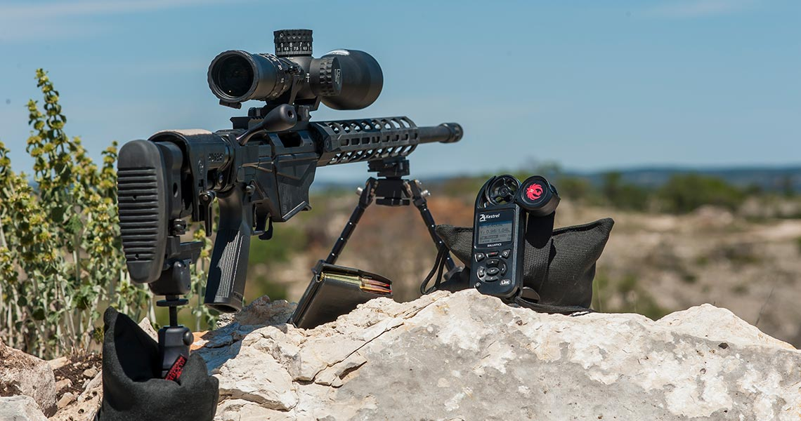 Bringing Better Accuracy to Long-Range Shooting with Kestrel & Ruger