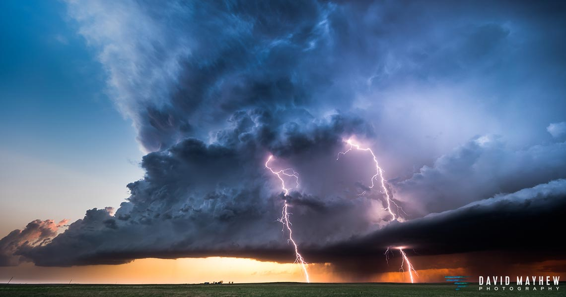 Getting the Perfect Shot with Kestrel Weather Meters: A Look into Severe Weather Photography