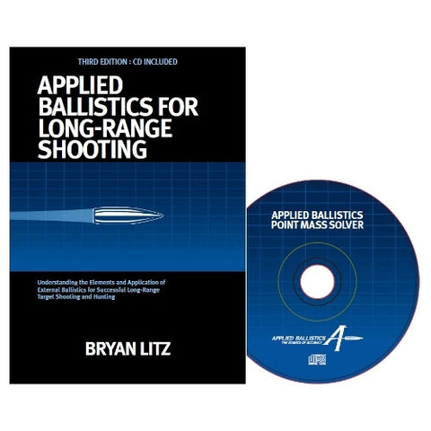 Applied Ballistics Book